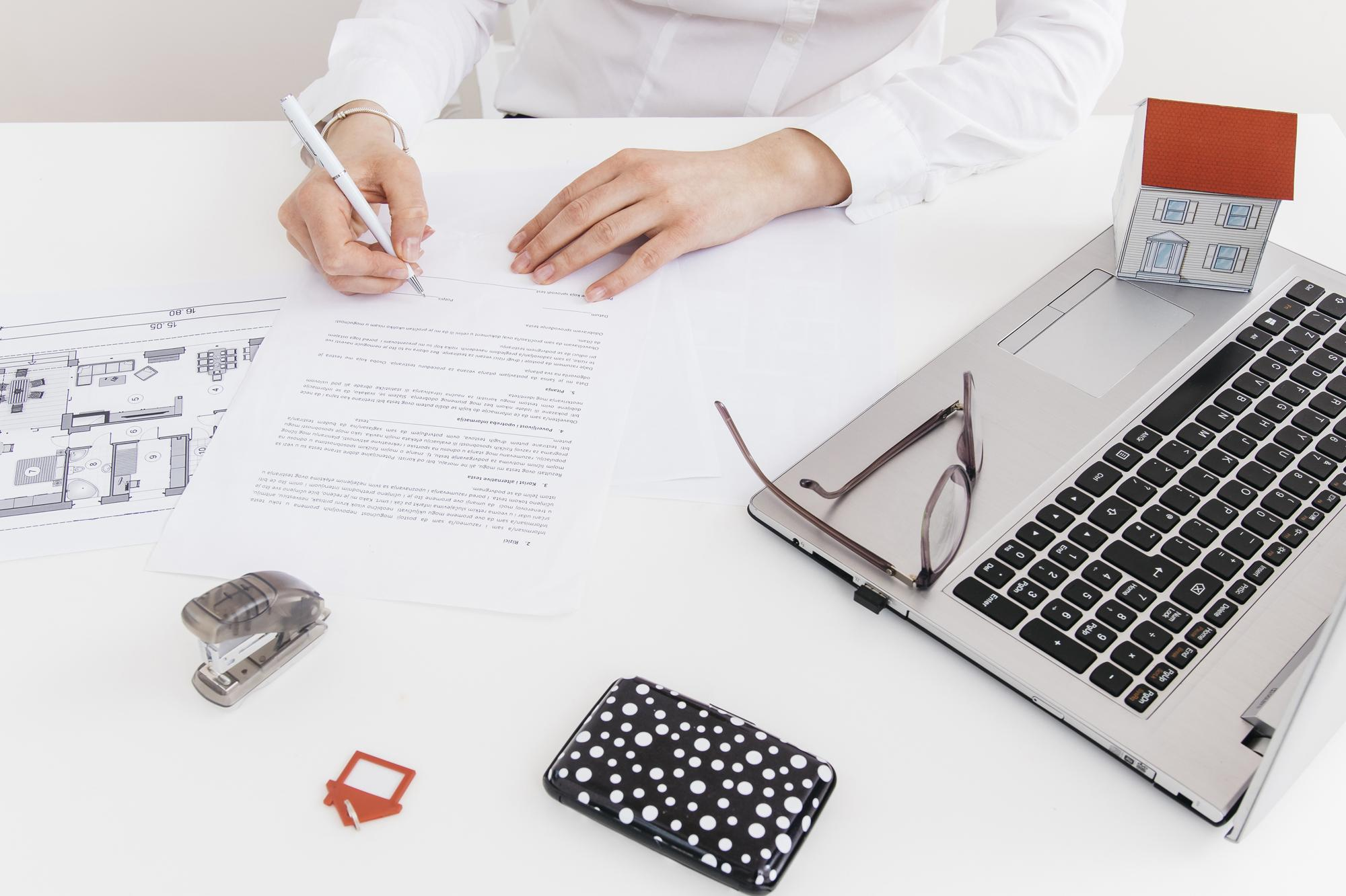 Documents Required For a Mortgage Application
